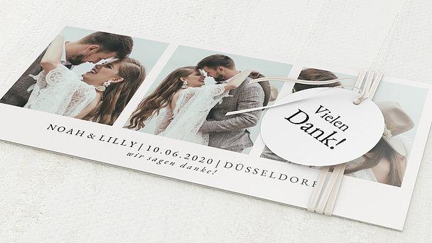 Danksagungskarte Hochzeit - Grateful Moment
