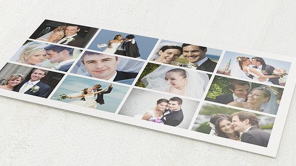 Danksagungskarte Hochzeit - Zaubergarten