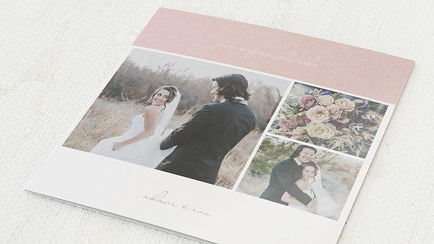 Danksagungskarte Hochzeit - Sinnesrauschen