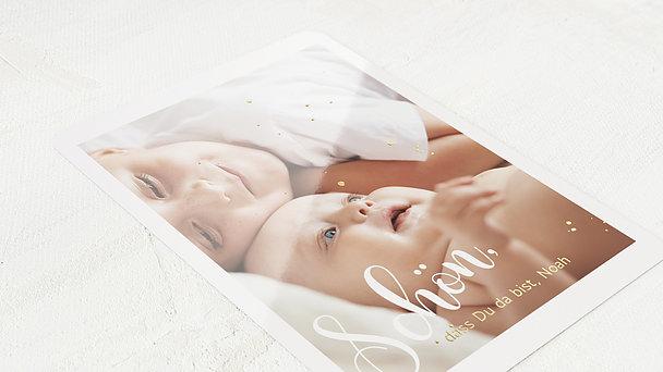 Geburtskarten - Sweetie pie