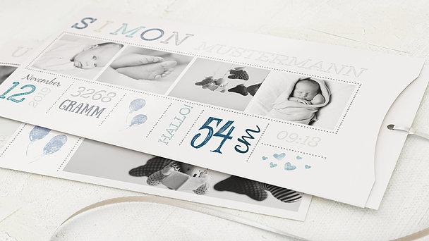Geburtskarten - Erster Gruß