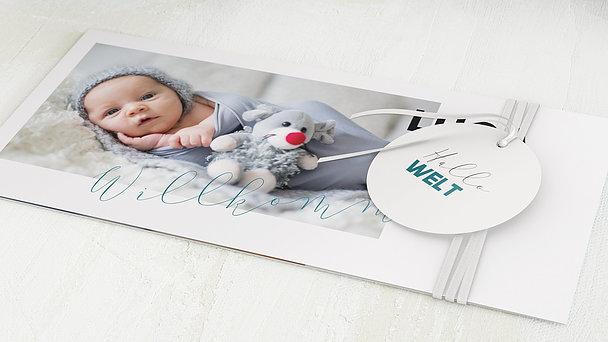 Geburtskarten - Neues Wunder