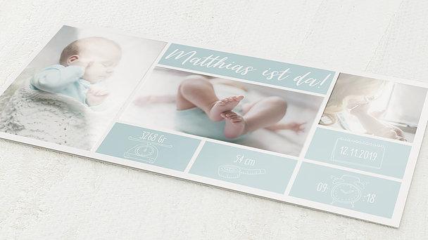 Geburtskarten - Tiny big love