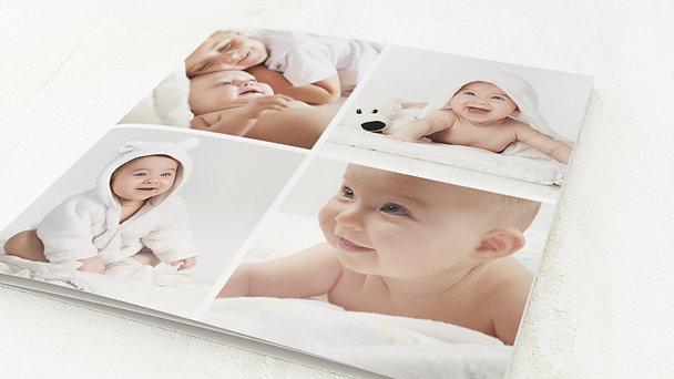 Geburtskarten - Zaubergarten