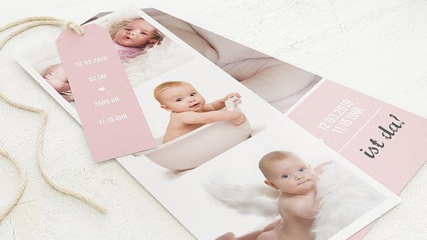 Geburtskarten - Große Gefühle