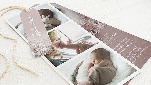 Geburtskarten - Wunderland