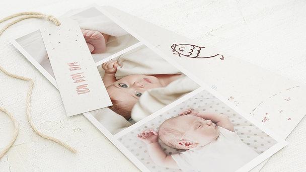 Geburtskarten - Kleines Küken