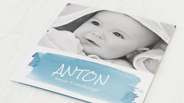 Geburtskarten - Günther