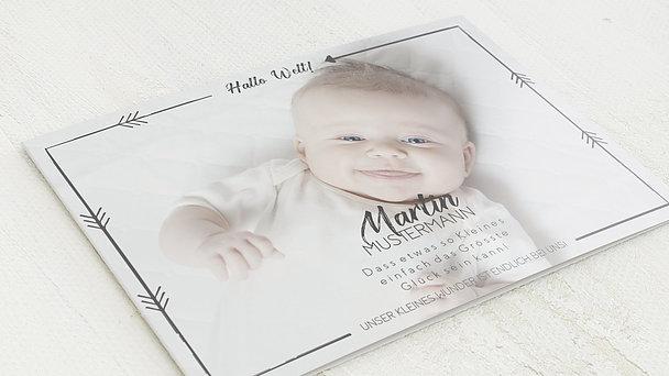 Geburtskarten - Zauberzart