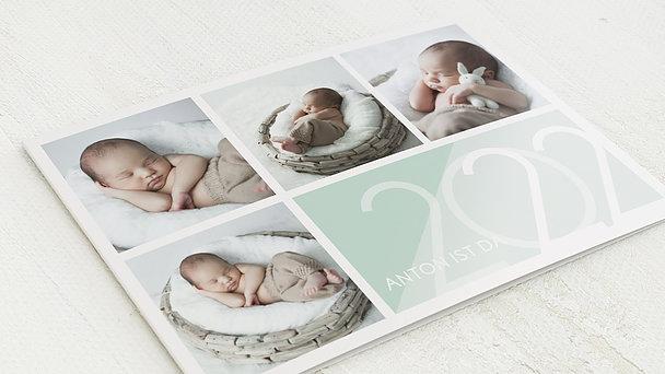 Geburtskarten - Babywelten