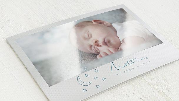 Geburtskarten - Sternlein
