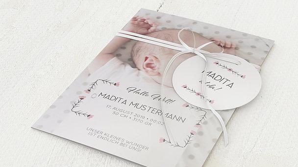 Geburtskarten - Darling
