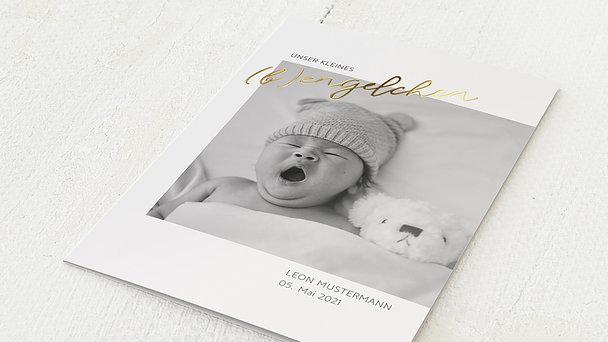 Geburtskarten - Bengelchen