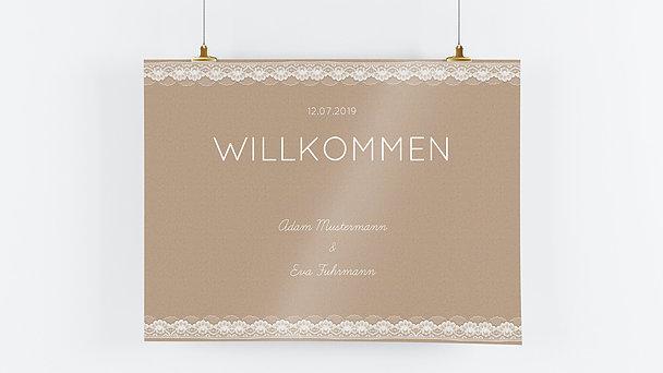 Wegweiser - Hochzeitsspitze