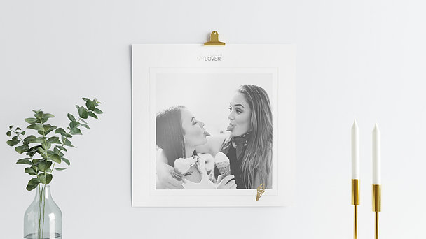Wandbilder - Sweet joy