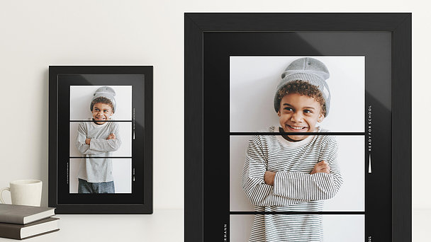 Wandbilder - Cool kids