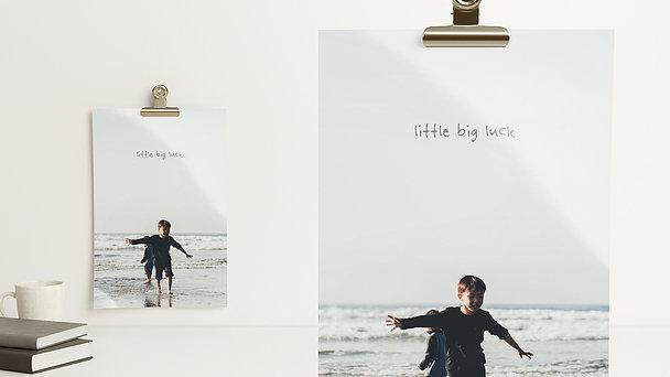 Wandbilder - Wellenreiter