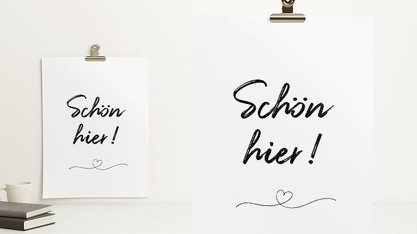 Wandbilder - Herrlich!