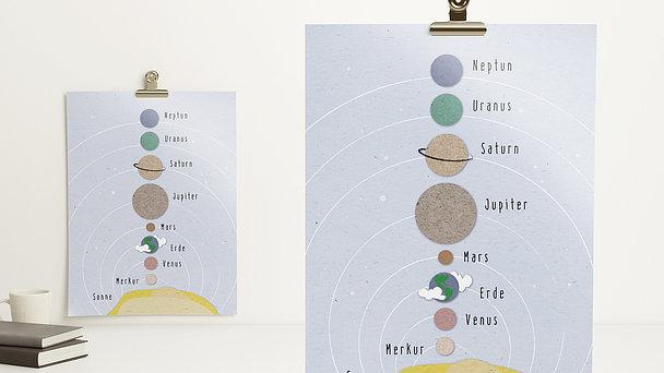 Wandbilder - Sonnensystem