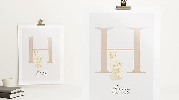 Wandbilder - Herrliches H