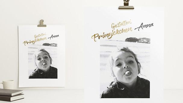 Wandbilder - Prinzickchen