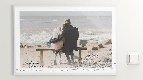 Wandbilder - Wellenrauschen