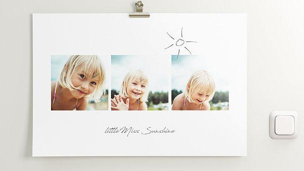 Wandbilder - Sunshine smile