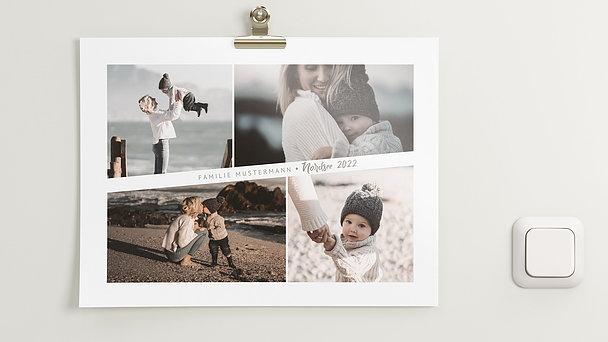 Wandbilder - Modern collage