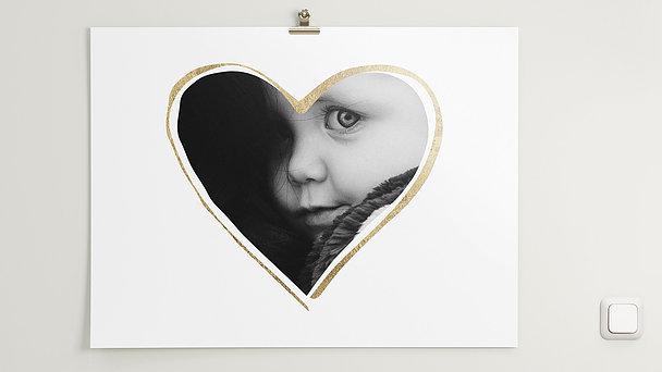 Wandbilder - Hearty