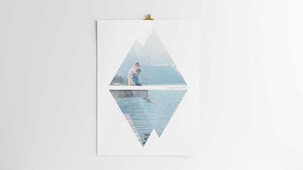 Wandbilder - Lieblingsort