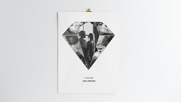 Wandbilder - Mein Juwel