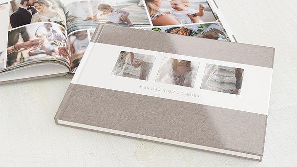 Fotobuch - Gewebte Liebesbande