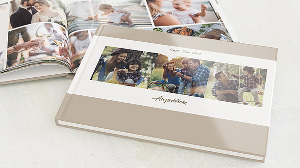 Fotobuch - Unser tolles Jahr