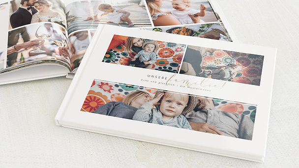 Fotobuch - Unforgettable Moments