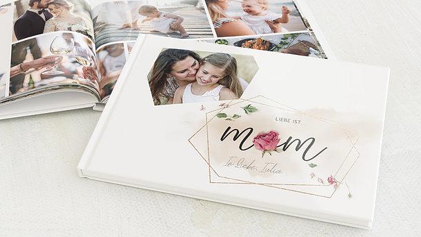 Fotobuch - Rosen für dich