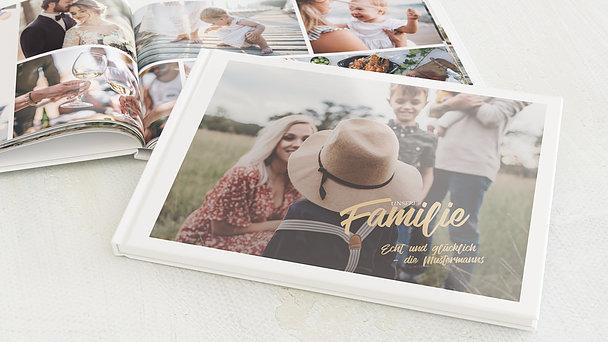 Fotobuch - Family feelings