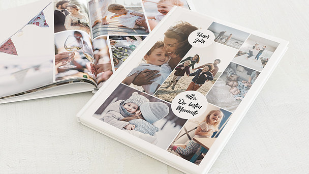 Fotobuch - Family moments