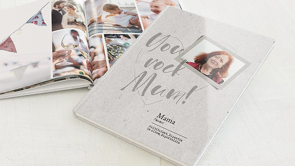 Fotobuch - Mom rocks