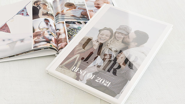 Fotobuch - Das große Wort