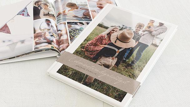 Fotobuch - Unsere Familie