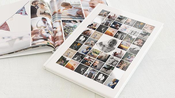 Fotobuch - Klarer Fokus