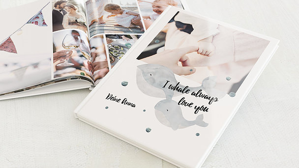 Fotobuch - Bedingungslose Liebe