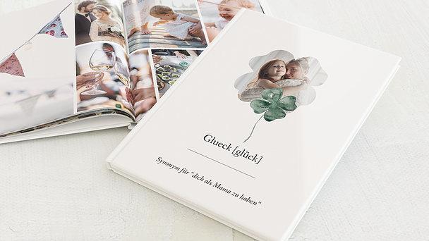 Fotobuch - Vierblättriger Klee