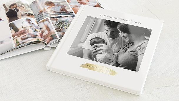 Fotobuch - Zeit für Familie