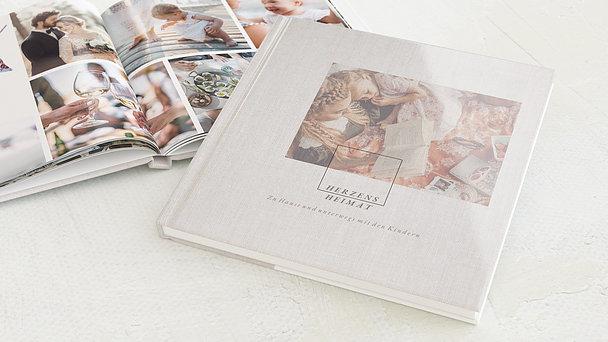Fotobuch - Familie ist Heimat
