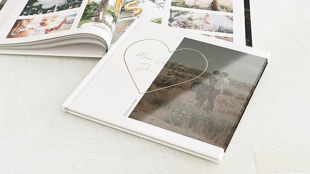Fotobuch - Zartes Herz