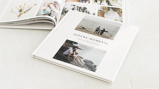 Fotobuch - Glücksmomente