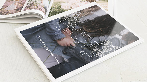 Fotobuch - Stück zum Glück