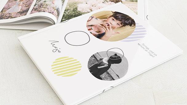 Fotobuch - Stift- & Pinselstrich