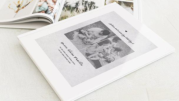Fotobuch - Mondäne Klarheit